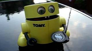 Tomy Mr Money Robot Moneybank