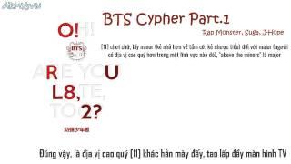 [ARMYsVN] [Vietsub] BTS - Cypher Part.1