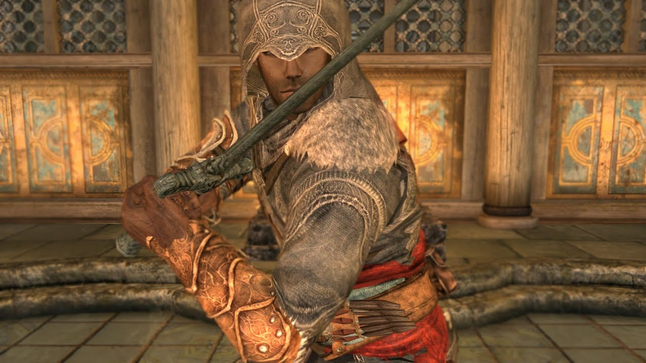 skyrim mod of the day episode 94 assassin creed