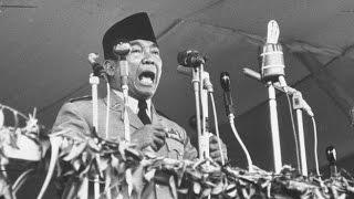FULL Pidato ASLI Bung Karno LAWAN Malaysia