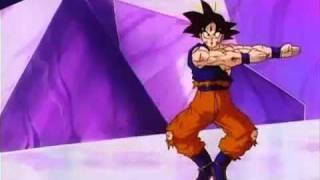 Goku le enseña la fusion a Vegeta (LATINO) thumbnail