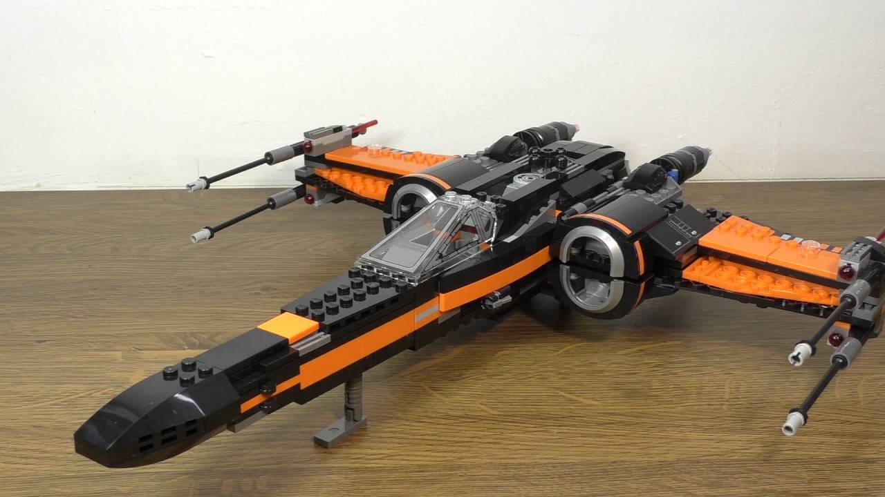 Lego star wars poe s x wing fighter review 75102 youtube - Lego Star Wars 75102 Poe S X Wing Fighter Review Deutsch Hd