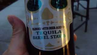 REVIEW of OCULTO Blue Agave Infused Beer 6% ABV