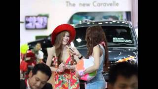 Pretty Girl @Motor Show 2014 Thumbnail