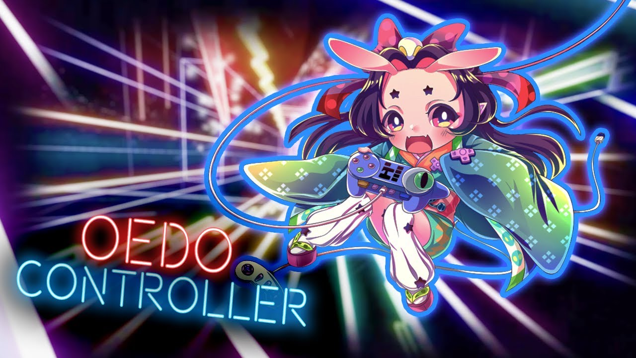 Beat Saber: Oedo Controller (Awesome wall map!)