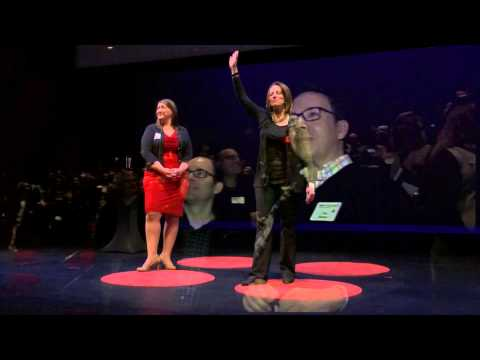Improvisation exercises (part 1): Vicky Saye Henderson at TEDxColumbiaSC