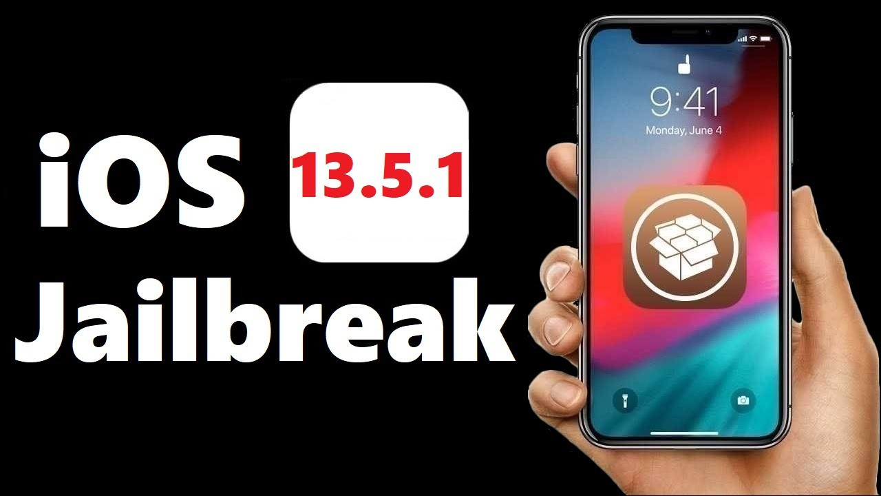 iOS 13.5.1 Jailbreak - Jailbreak iOS 13.5.1 - How to Jailbreak iOS 13.5.1 (Cydia iOS 13)