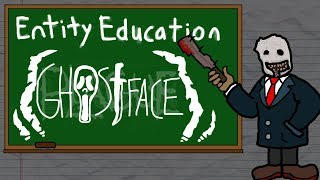 """Entity Education: Ghostface (Danny """"Jed Olsen"""" Johnson) - Dead by Daylight Tutorials and Knowledge"""