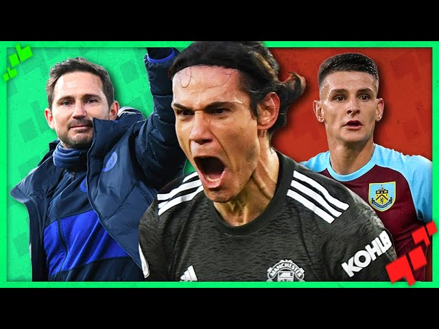 Can Edinson Cavani Lead Manchester United To A Surprise Title Challenge!? | Winners & Losers