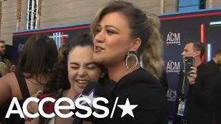 Kelly Clarkson Is Only Introducing Chevel Shepherd To Stars Who'll 'Be Nice': 'That's Just Truth!'