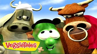 Veggie Tales | Song of Cebu | Silly Songs With Larry | Kids Cartoon