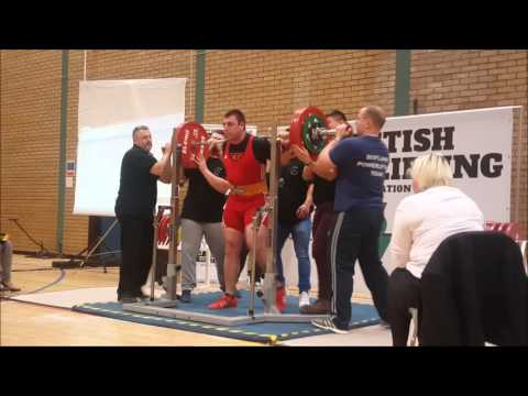 John and Will's final lifts from the Perth Open