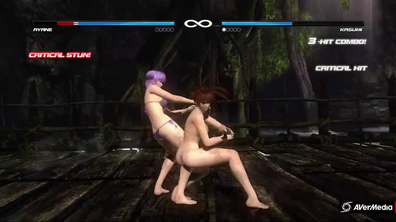 Agree, Dead or alive kasumi and ayane