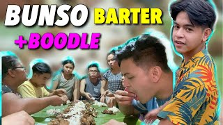 BOODLE FIGHT SA BAGONG BAHAY WITH CAPUNO FAMILY | BINARTER SI BUNSO (JAPET LEO CAPUNO)