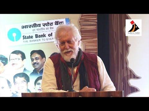 Tom Alter reciting Legends from Mir Taqi Mir to Nida Fazli