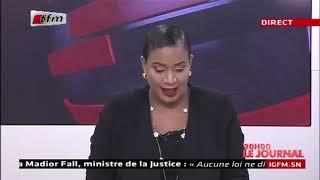 REPLAY - JT Français 20h - Pr : SARAH CISSÉ - 14 Janvier 2019