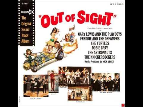 V.A. - Out of sight Original movie soundtrack (1966)
