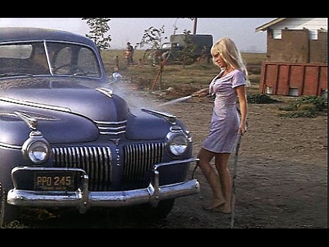 Babe washes '41 De Soto in Cool Hand Luke