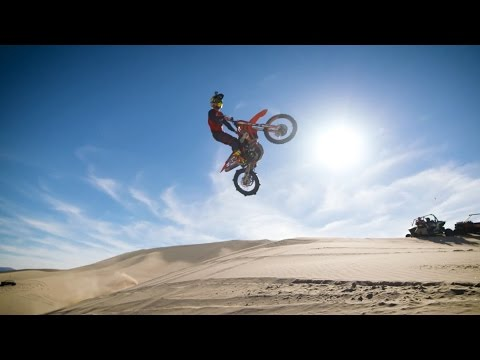 Ride Out with Ronnie Renner: Motocross Video