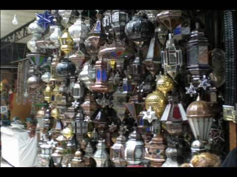 Sam's (Not So) Eurotrip #18: Marrakesh, Morocco (Part 1)