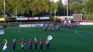 March & Showband Rheden - Taptoe Breda 2019