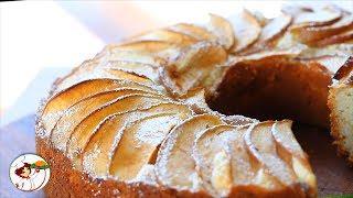 Яблочная ШАРЛОТКА.  Вкусный и простой пирог на все случаи жизни!