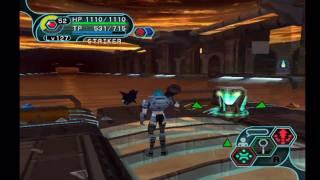 Phantasy Star Online Episode I & II - Nintendo Gamecube - All Episode II Bosses (Ultimate)
