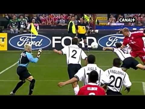 Final Valencia vs Bayern Munich Cañizares vs Oliver Kahn