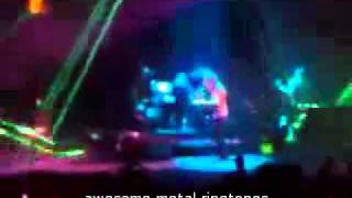 Awesome Master Of Puppets  by Metallica  Live in New Orleans  LA