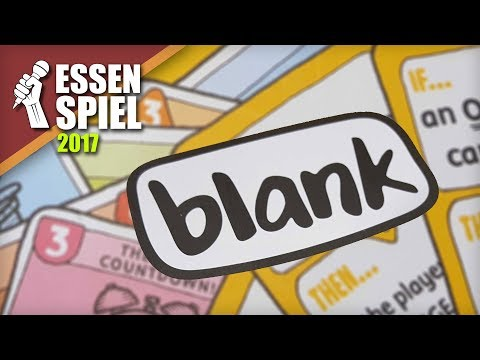 Blank By Creative Hub At Essen SPIEL '17