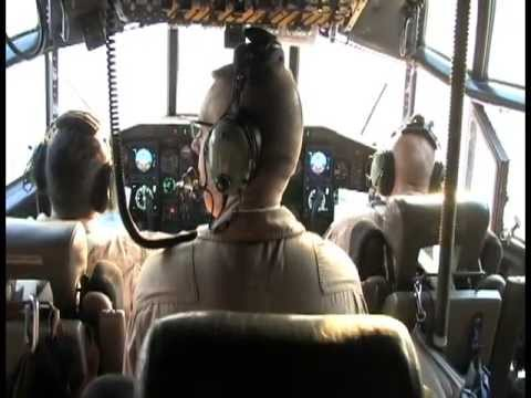 C-130H Air Crew Delivers Supplies and Personnel to FOBs