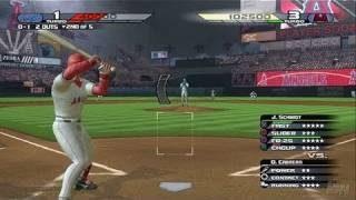 The Bigs PlayStation 3 Gameplay - Vlad Goes Yard