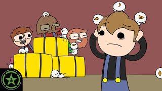 Zwielichtige Machenschaften - AH Animiert