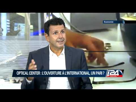 OPTICAL CENTER ouvre 70 boutiques en Israël
