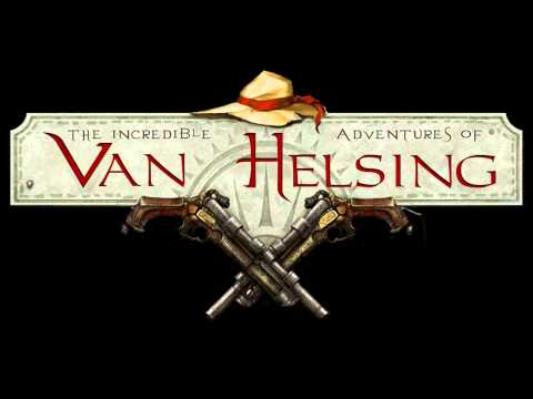 The Incredible Adventures of Van Helsing Soundtrack--Main Theme (Slow)-Played at Title Screen