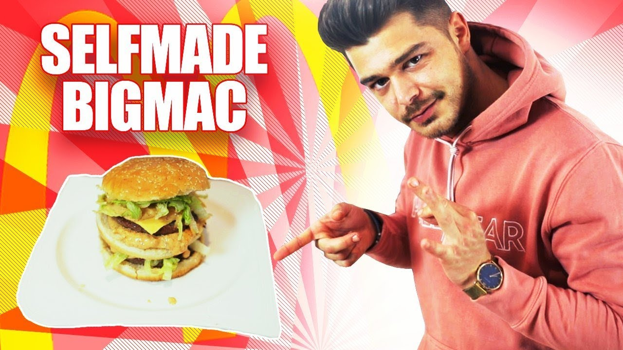 big mac sauce gurken relish