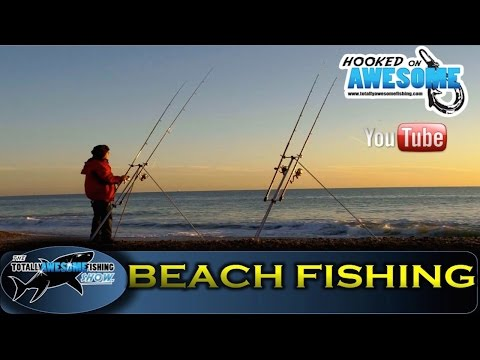 BEACH FISHING - Carp Rods vs Beach Rods - TAFishing Show