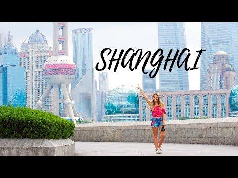 24 HORAS EN SHANGHAI - CHINA 👘🏯🎎
