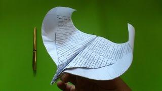 How To Make Origami Jet Plane King Eagle | Origami Jet Plane | Origami Plane