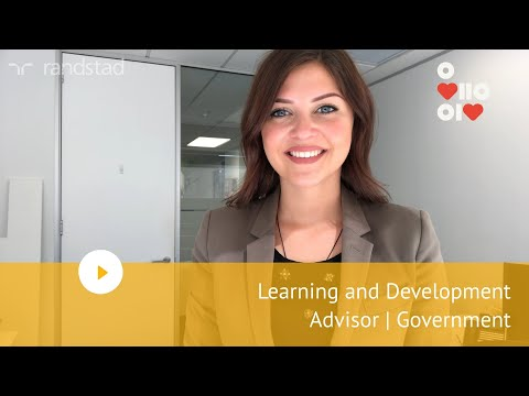 Learning And Development Advisor | Government
