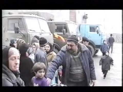 Danish Refugee Council in Chechnya and Dagestan (1999-2001). Part 3.