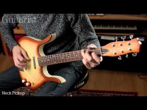 Danelectro 58 Longhorn Guitar