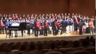 第21回チャリティーコンサート 玉津、多聞東、本多聞の生徒たちが、東北...
