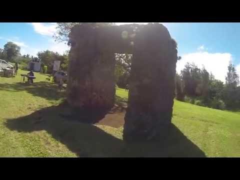 "Ha'amonga - Tongan ""Stonehenge"""