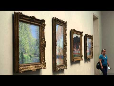 EXHIBITION ON SCREEN The Impressionists Clip - Philadelphia Museum of Art