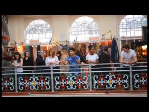 Atrévete te te (unofficial music video)