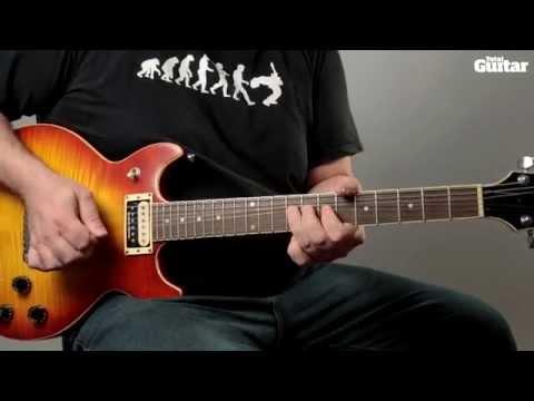 Guitar Lesson: RGT Performance Award - Level Three lead guitar