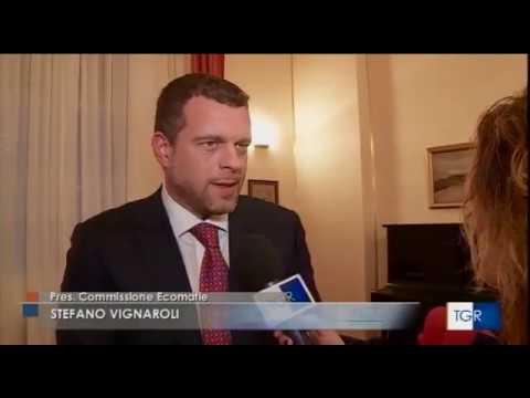 Stefano Vignaroli, Pres. Commissione Ecomafie a Enna per indagare su cattiva depurazione delle acque
