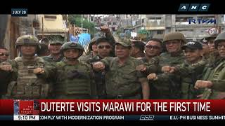 TIMELINE: The Marawi conflict