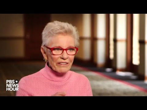 Patty Duke speaks frankly about her crippling manic depression